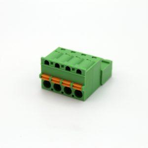 2EDGKD-5.08-XXP Pluggable Terminal Block
