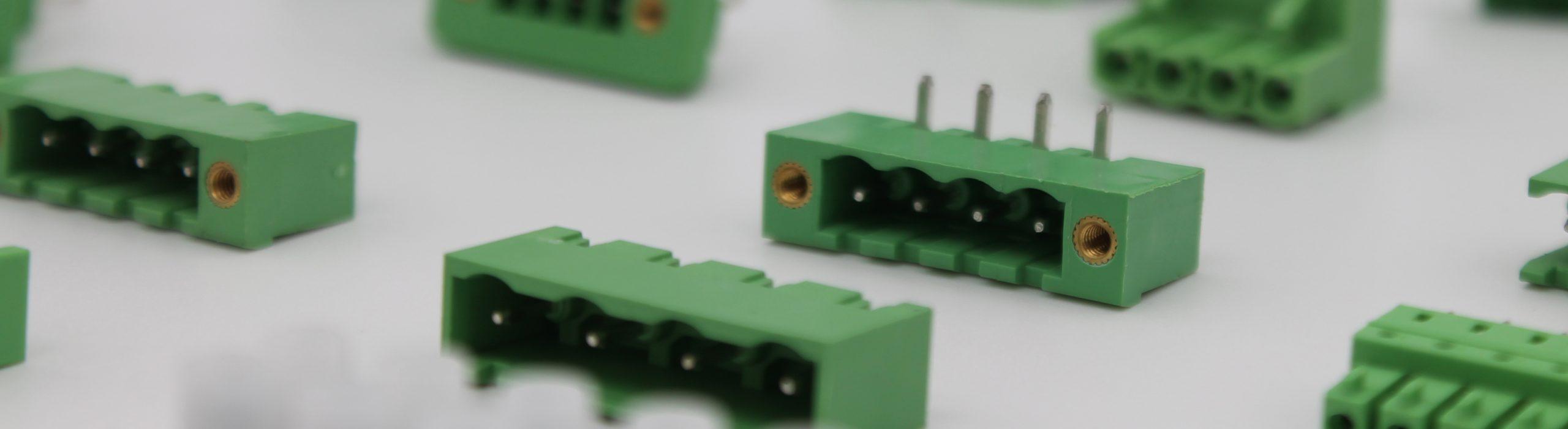PCB Terminal Blocks Sockets and Headers